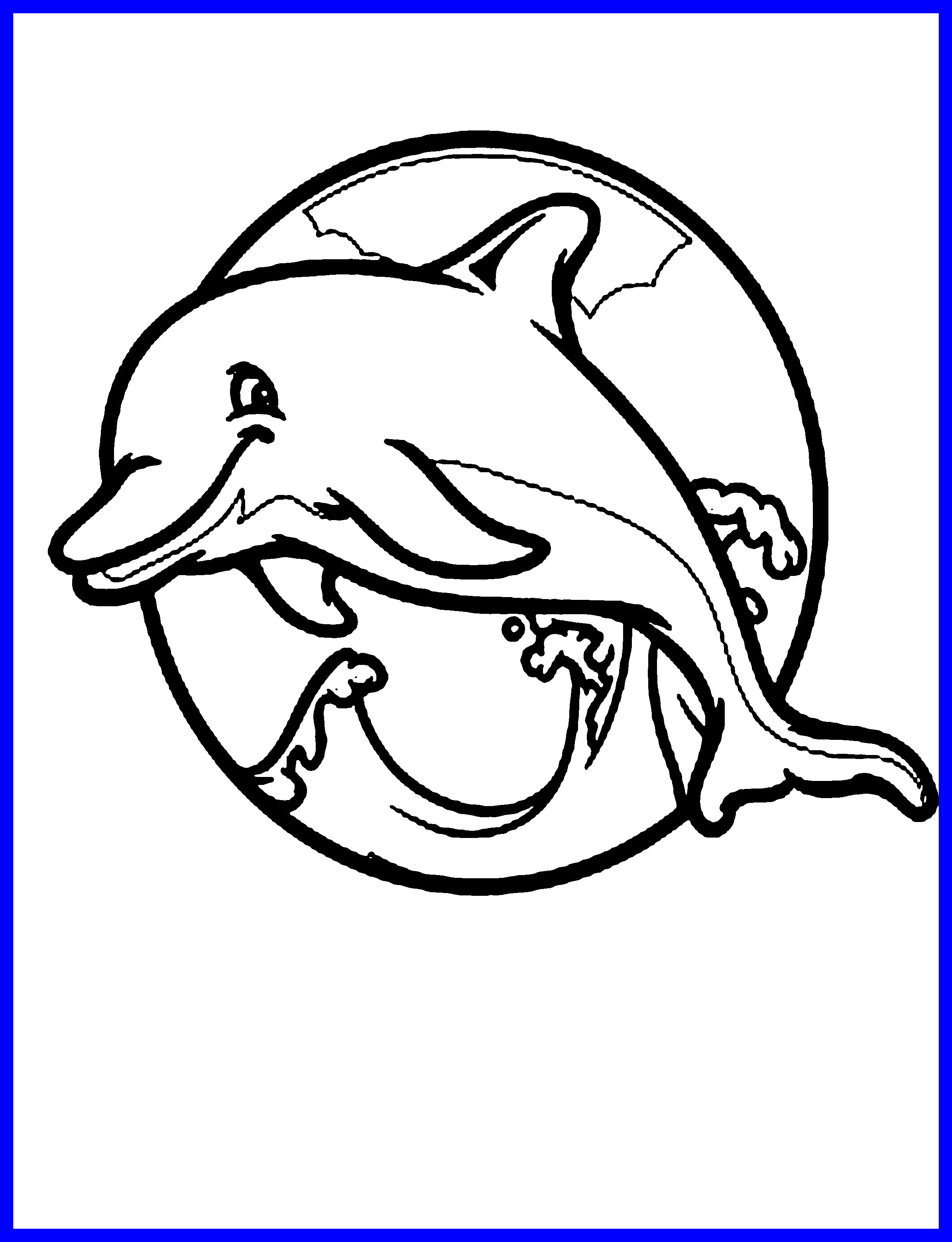2388x3114 Best Mermaid Dolphin Coloring Pages Barbie In Tale Printable