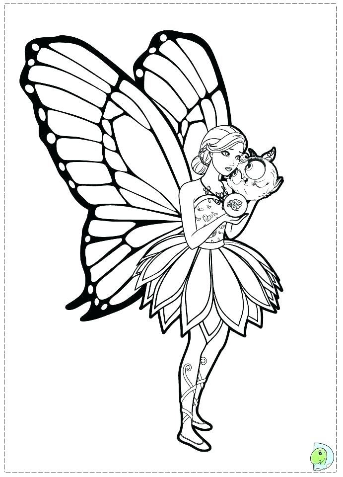 691x960 Mermaid Fairy Princess Coloring Pages Fairy Princess Coloring