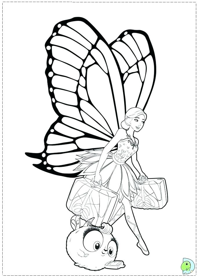 691x960 Princess Fairy Coloring Pages Princess Fairy Coloring Pages Barbie