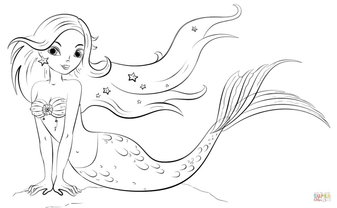 1144x709 Pages For Girls Mermaids
