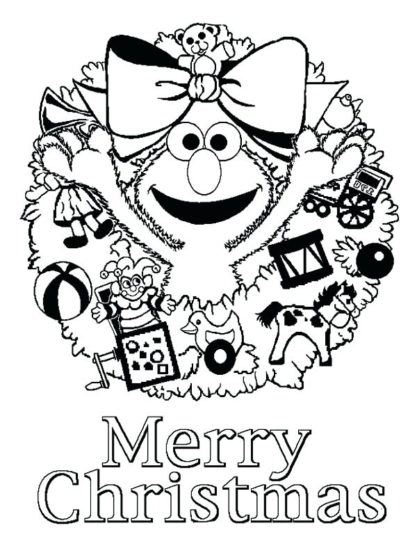 600x785 Merry Christmas Coloring Pages Printable Free Printable Merry