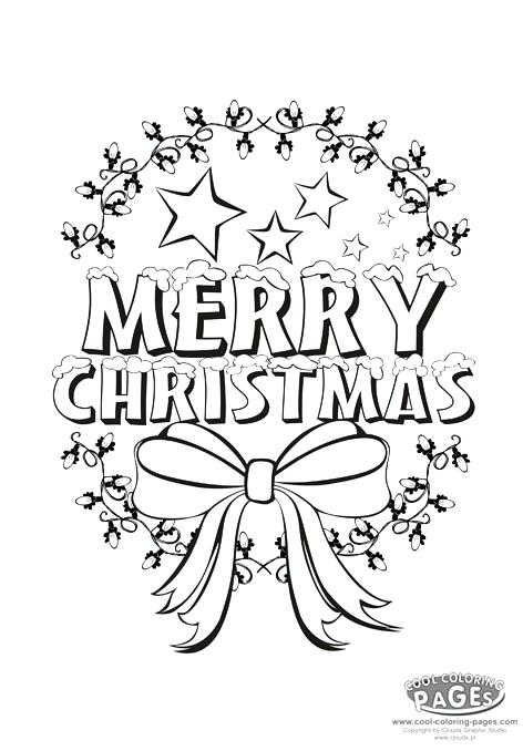472x678 Merry Christmas Coloring Pages Together With Merry Coloring Pages