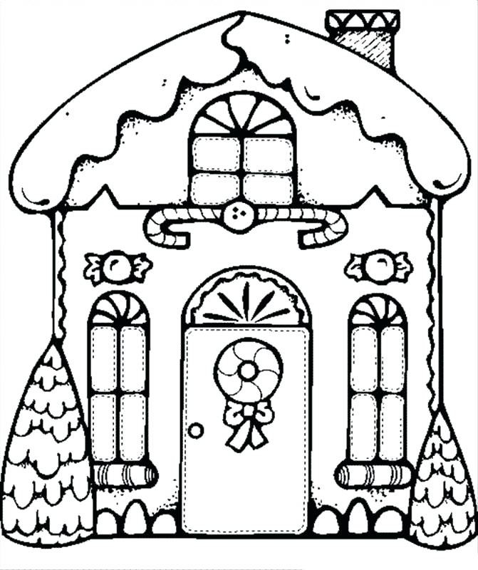 671x800 Merry Christmas Coloring Page