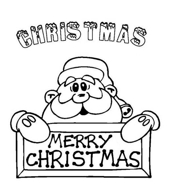 600x681 Santa Claus Says Happy Merry Christmas To Y'all On Christmas