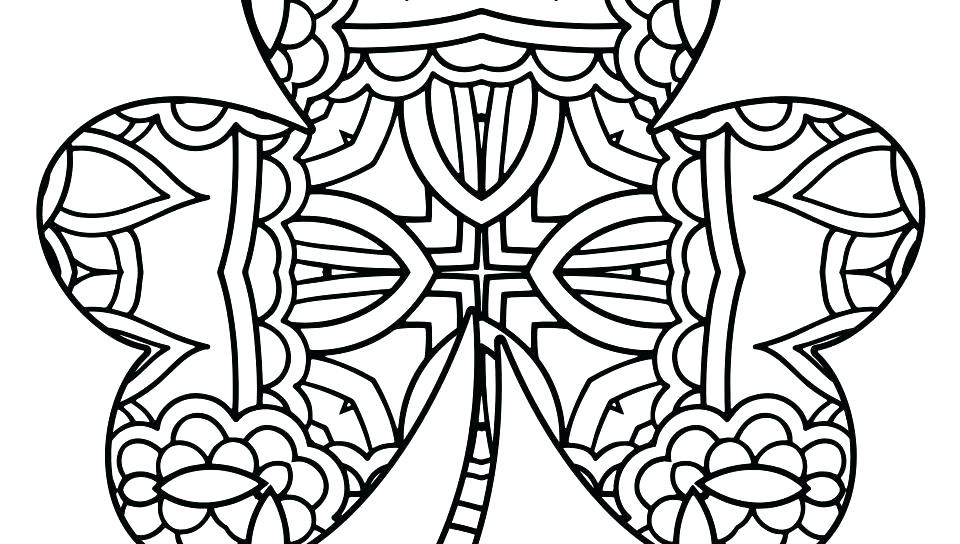 960x544 Free Christmas Colouring Pictures Printable Preschool Coloring