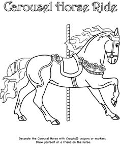 236x282 Horse Coloring Pages