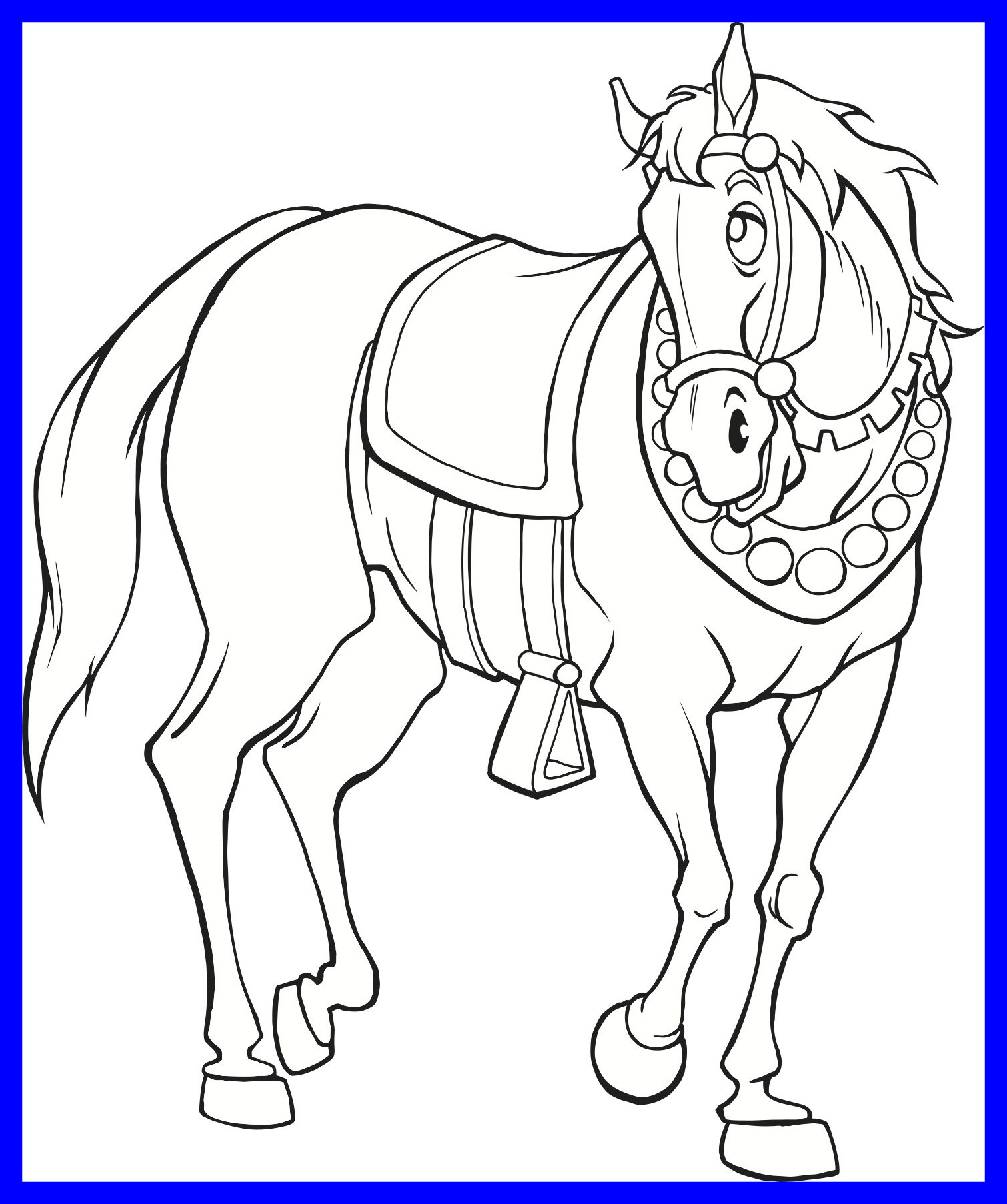 1511x1807 Best Medieval Coloring Pic Of Merry Go Round Horse Page Ideas