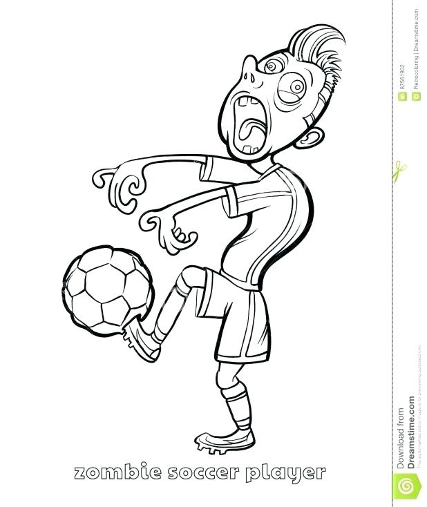 618x734 Soccer Coloring Pages Messi Royalty Free Vector Download Funny