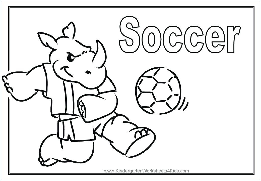 1040x720 Soccer Coloring Pages Messi Thanksgiving Turkey With A Soccer Ball