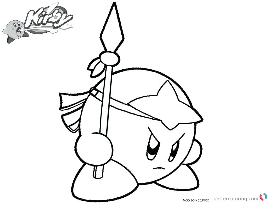 900x680 Kirby Coloring Pages To Print Printable Coloring Pages For Kids
