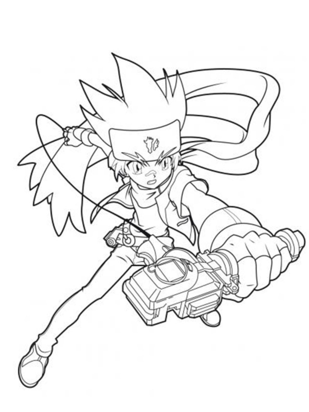 1186x1579 Quality Beyblade Shogun Steel Coloring Pages G