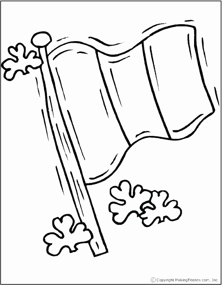 708x908 Mexican Flag Coloring Page Stock Kids Mexican Flag Coloring Pages
