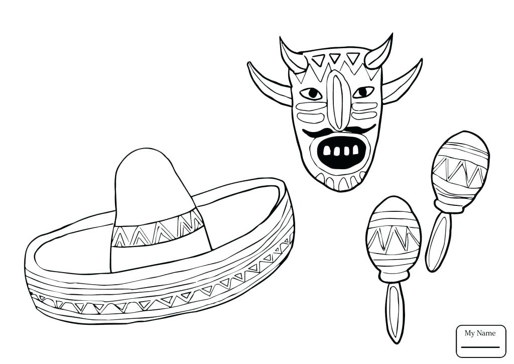 1024x725 Mexican Coloring Pages Coloring Pages Countries Cultures Hot