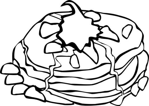 600x427 Mexican Food Junk Food Coloring Page