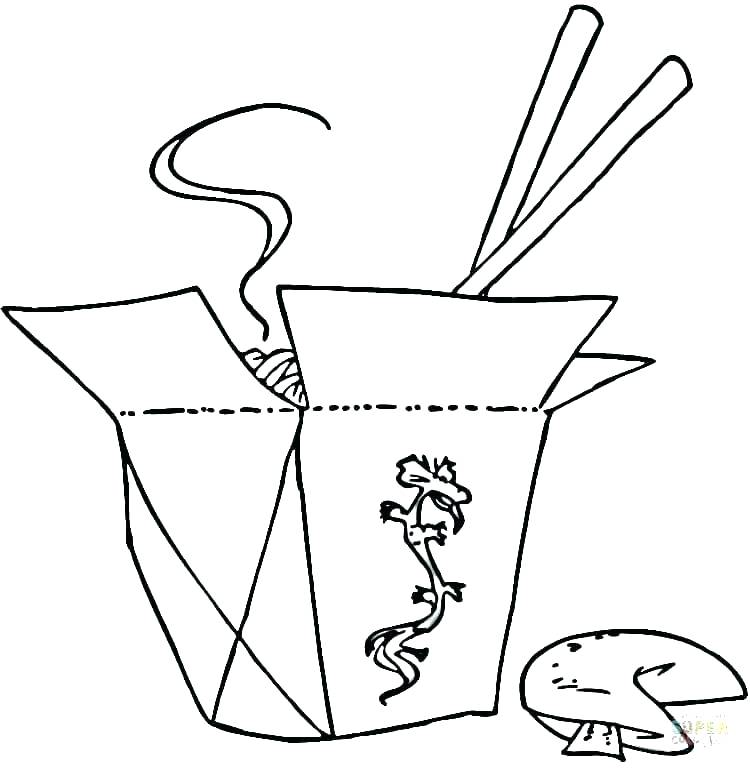 750x768 Food Coloring Pages Food Coloring Pages Pertaining To Food