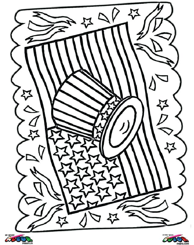 645x813 Independence Day Coloring Pages Independence Day Coloring Pages