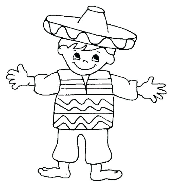 600x659 Mexico Map Coloring Page Coloring Pages Map Mexico Map Colouring