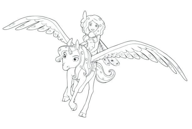 mia and me coloring pages at getdrawings  free download
