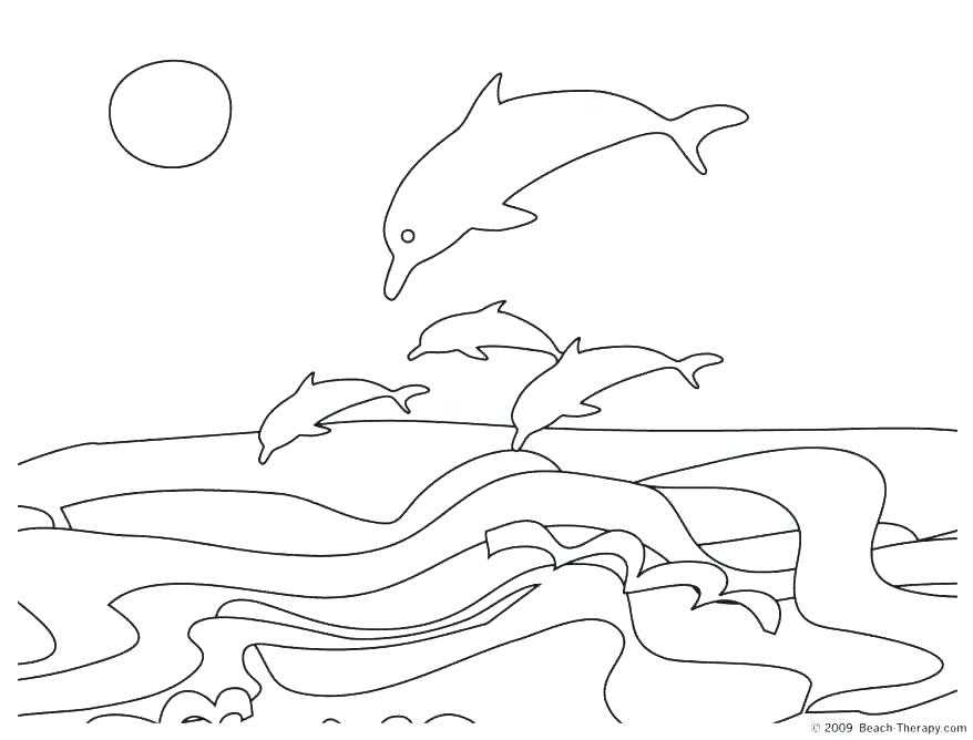 878x668 Dolphins Helmet Coloring Pages Dolphin And Hello Kitty Free Miami