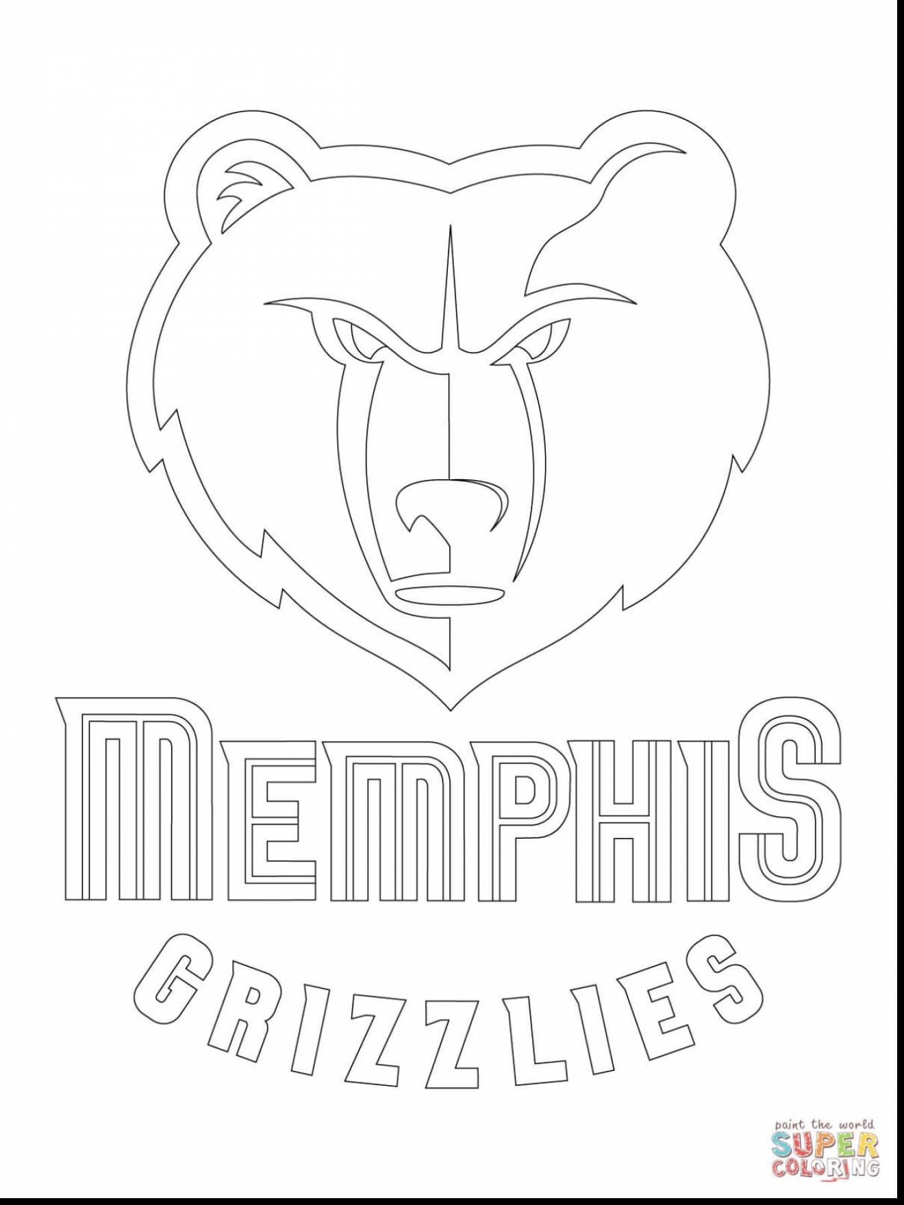 1320x1760 Heat Coloring Pages Fresh Terrific Memphis Grizzlies Coloring