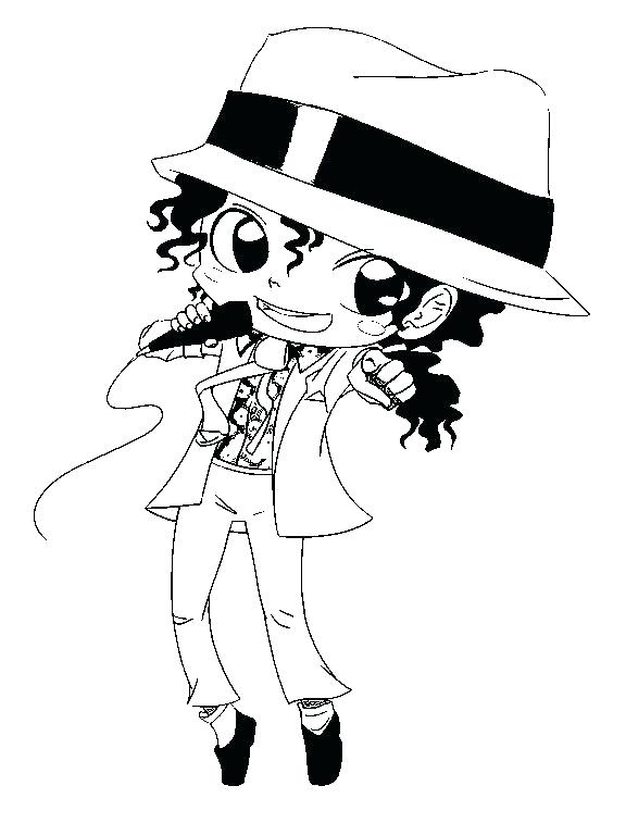 Michael Jackson Coloring Pages To Print at GetDrawings ...