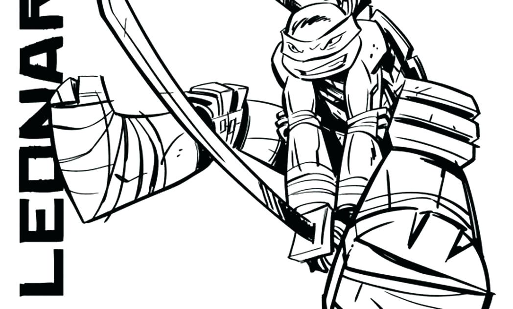 1048x632 Michelangelo Colouring Pages Printable Coloring Awesome Ninja