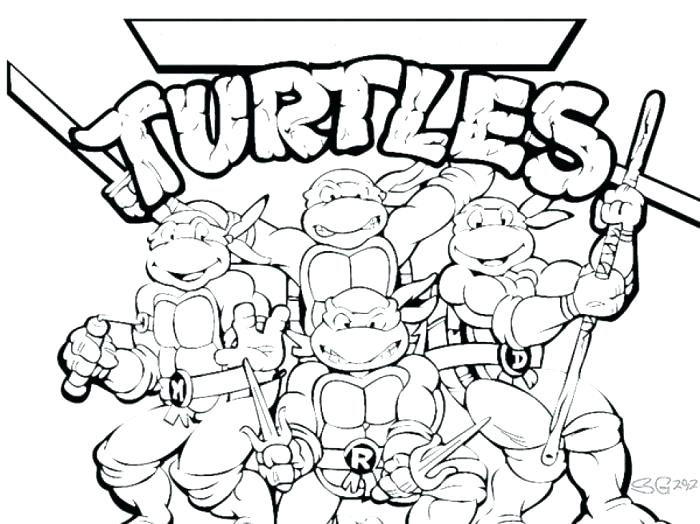 700x524 Michelangelo Coloring Pages