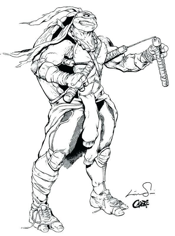 593x800 Michelangelo Coloring Pages Lovely Coloring Pages Crayola Photo