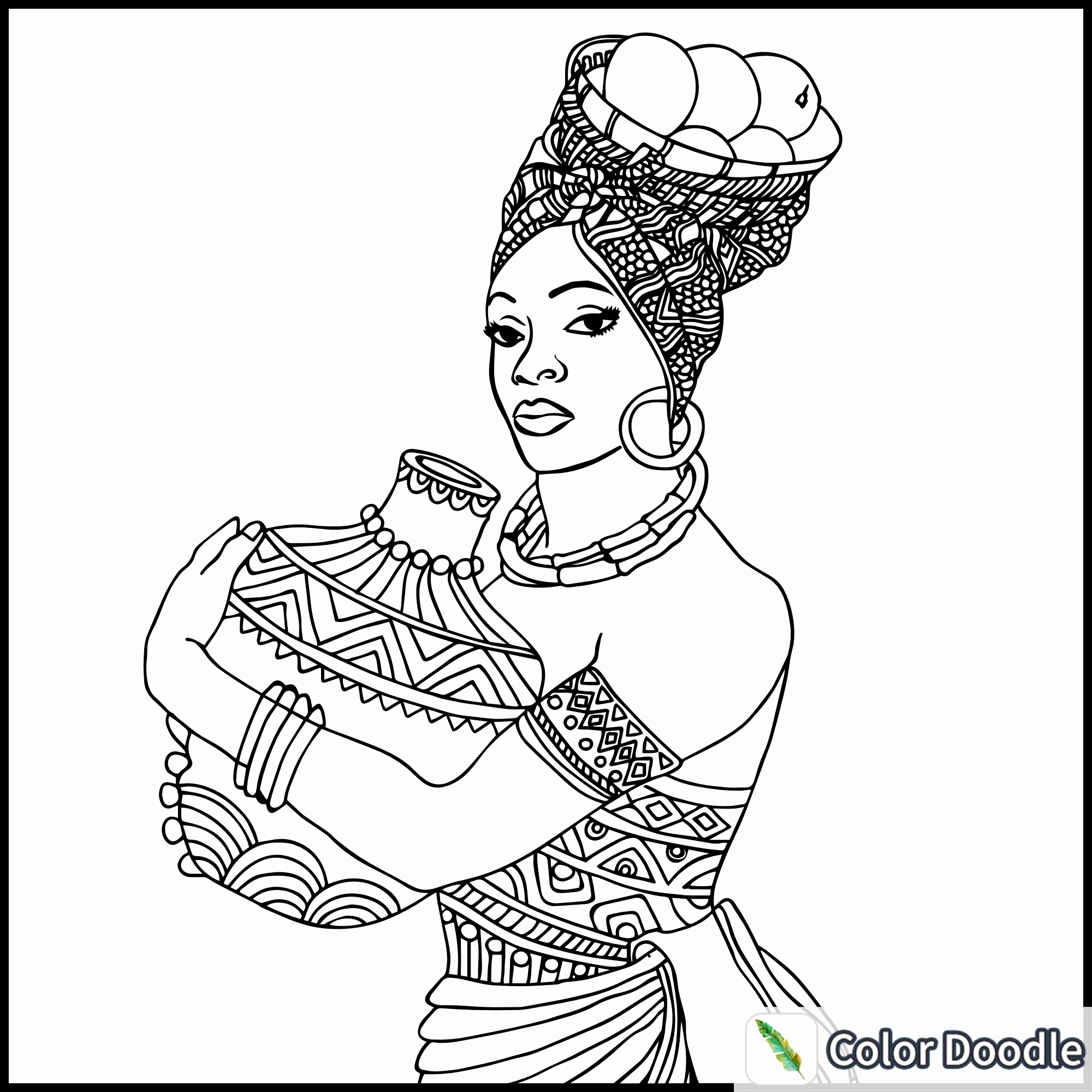 2000x2000 Michelle Obama Coloring Pages Awesome Adult Coloring Page Adult