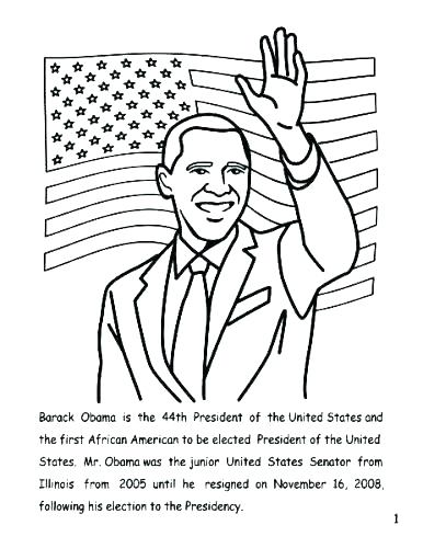 386x500 Michelle Obama Coloring Pages Coloring Page President Coloring