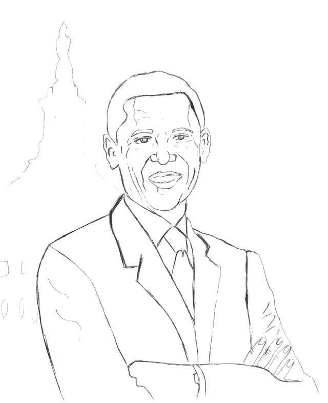 640x786 Michelle Obama Coloring Sheets Pages Images About On President