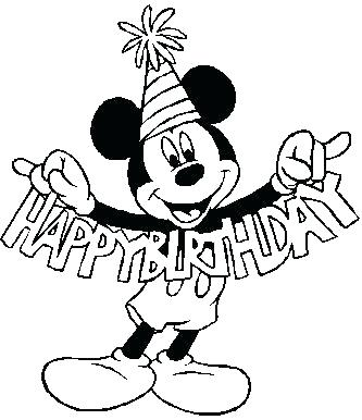 333x386 Mickey Mouse And Friends Coloring Pages Mickey And Friends