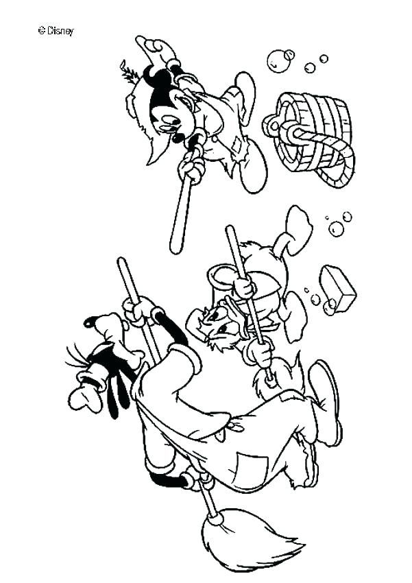 601x850 Mickey Mouse And Friends Free Coloring Pages Printable Coloring