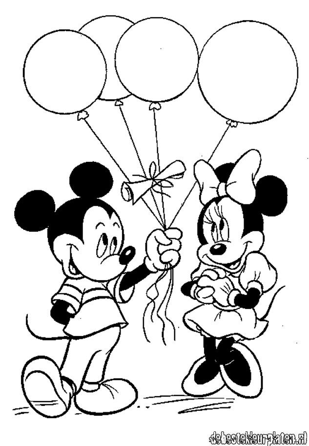 633x912 Mickey And Minnie Kissing Coloring Pages