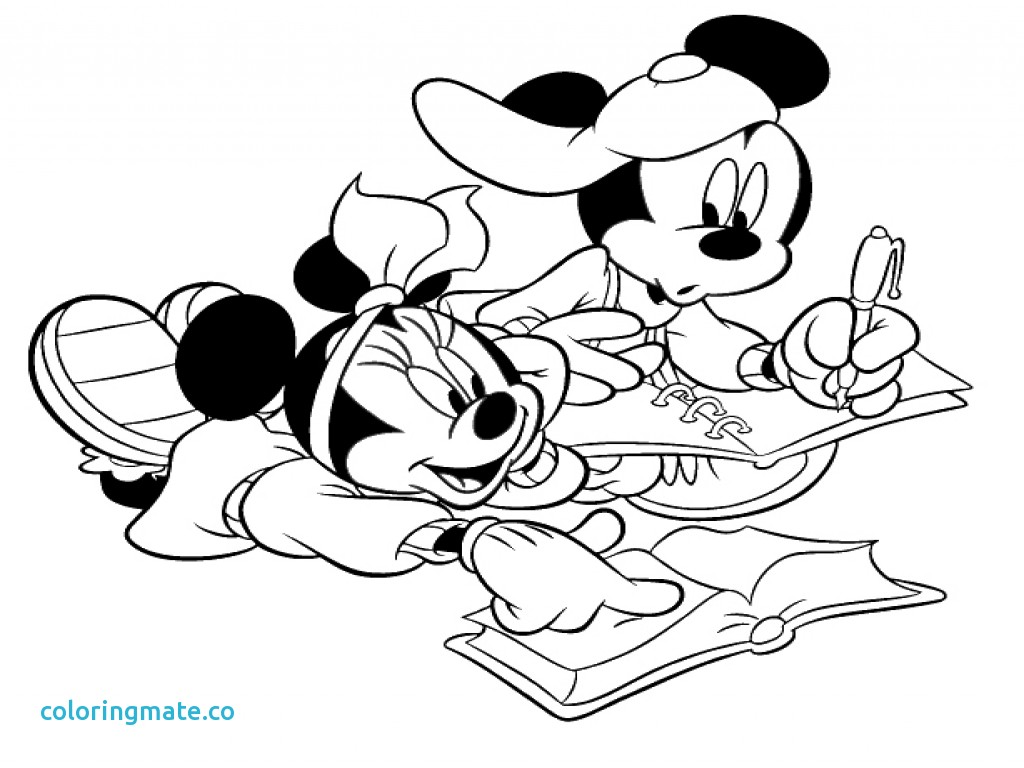 1024x768 Mickey And Minnie Kissing Coloring Pages