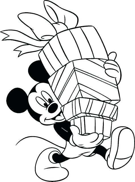 476x640 Meneos Para Colorear New Mickey Mouse Birthday Coloring Pages