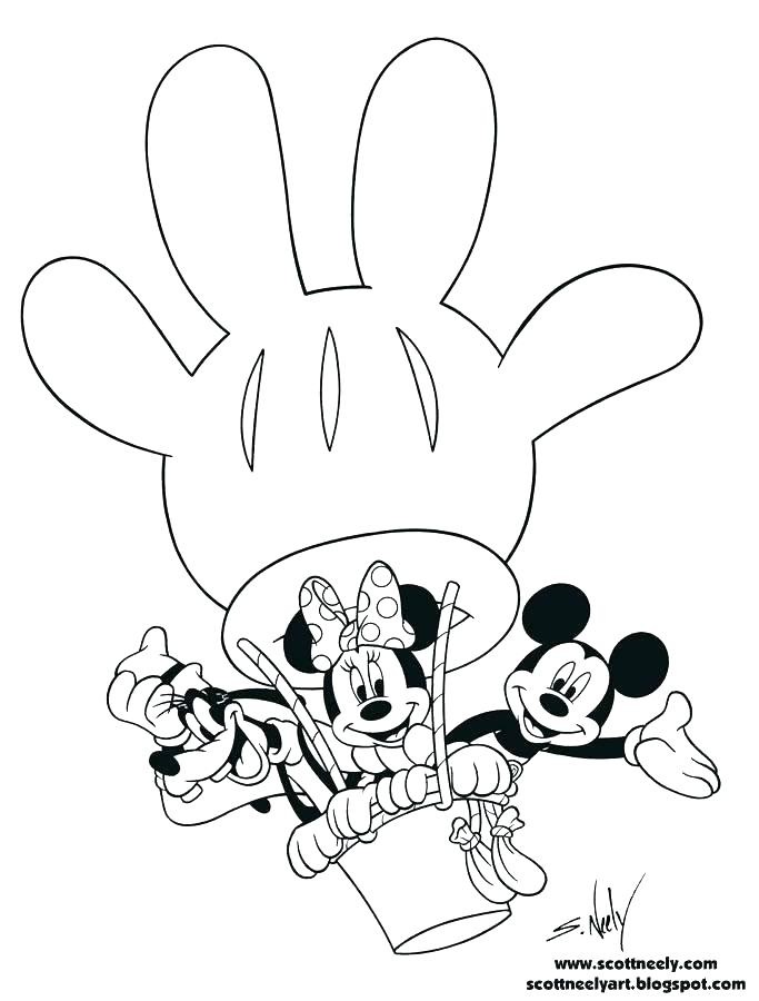683x900 Coloring Pages Of Mickey Mouse Mickey Mouse Birthday Coloring
