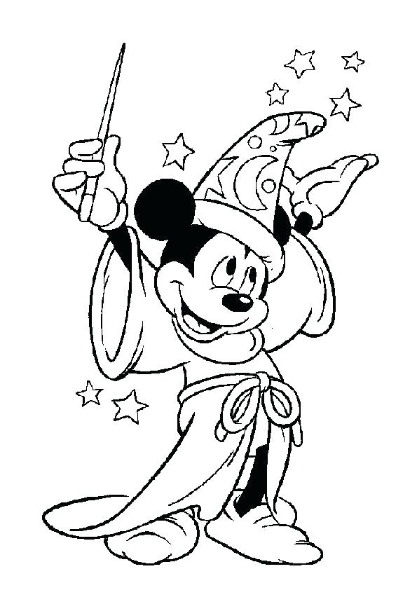 595x842 Minnie Mickey Coloring Pages Mickey Coloring Pictures