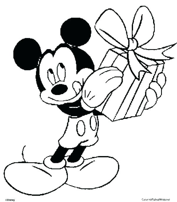 600x687 Minnie Mouse Printable Coloring Pages Plus Mouse Coloring Pages