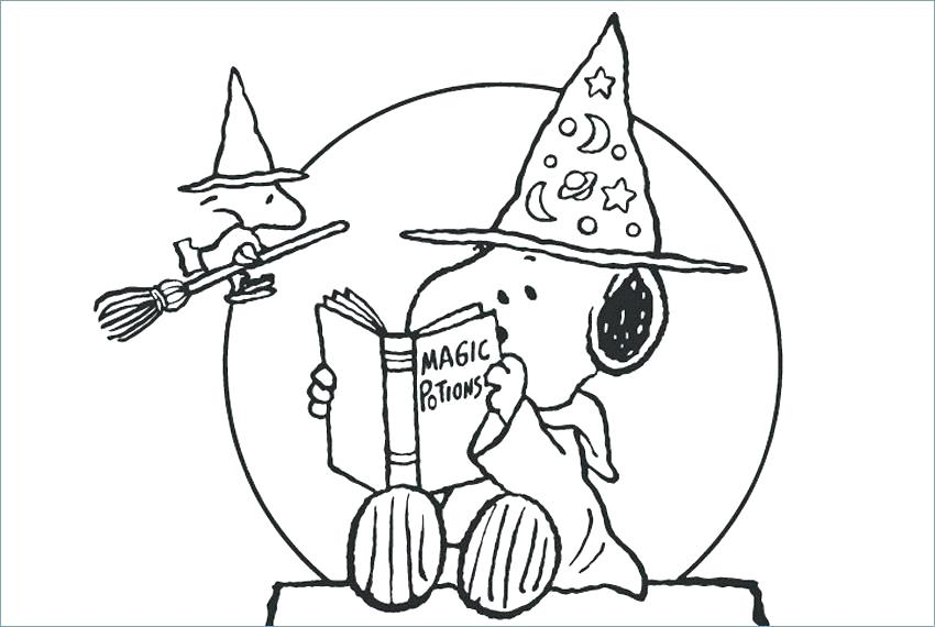850x570 Disney Halloween Coloring Pages Coloring Pages Peanuts Coloring