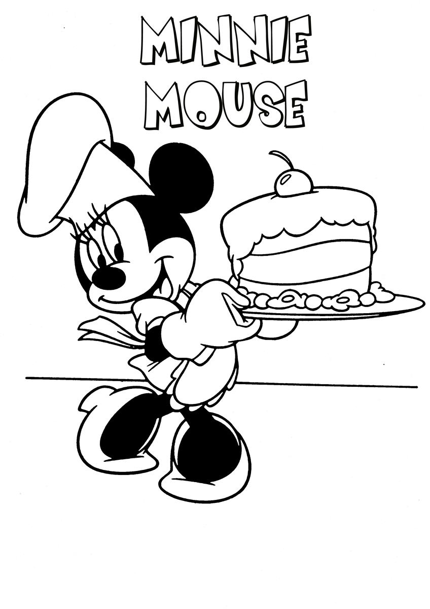 848x1200 Mickey Mouse Coloring Pages Pdf Page With Unknown Best