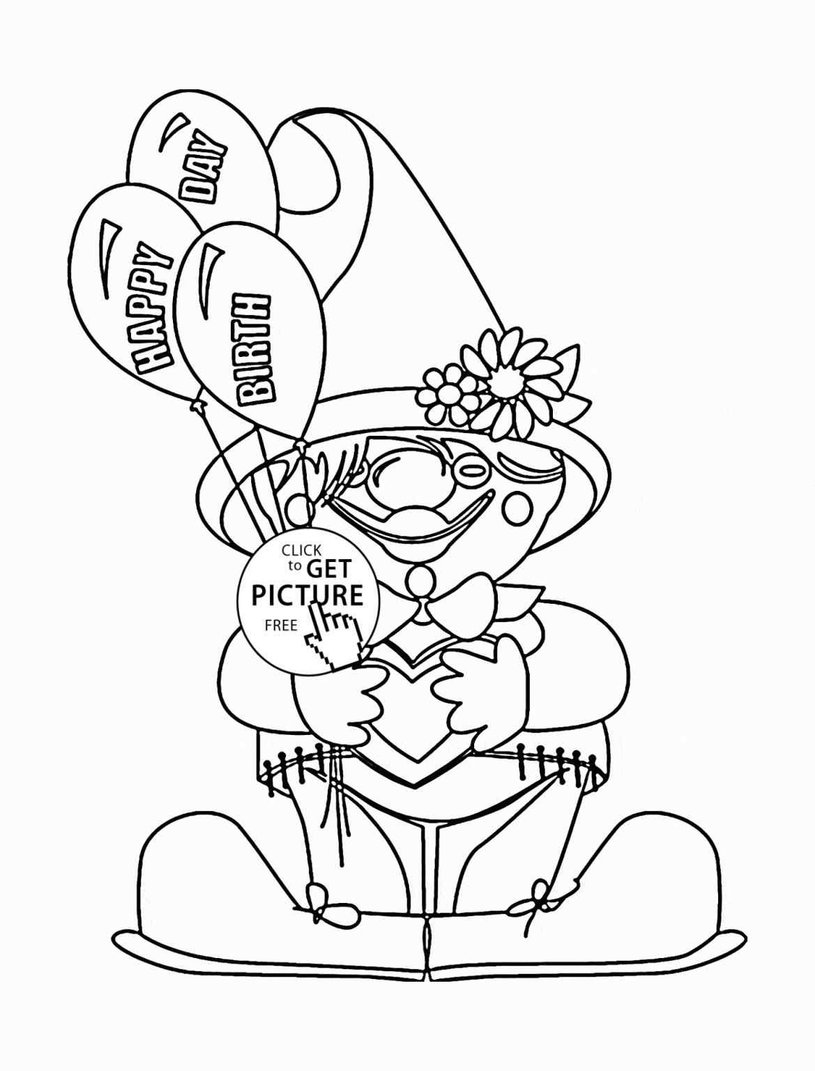 1169x1536 Mickey Mouse Clubhouse Toodles Coloring Pages
