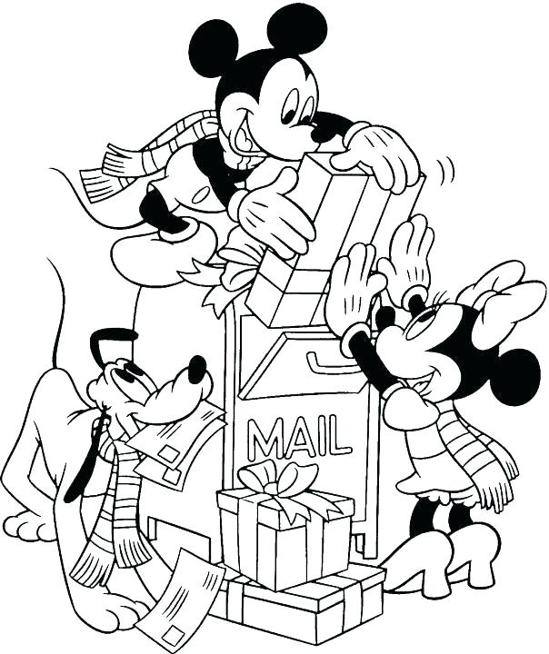 604x720 Mickey Mouse Coloring Pages Mickey Mouse Coloring Pages Free