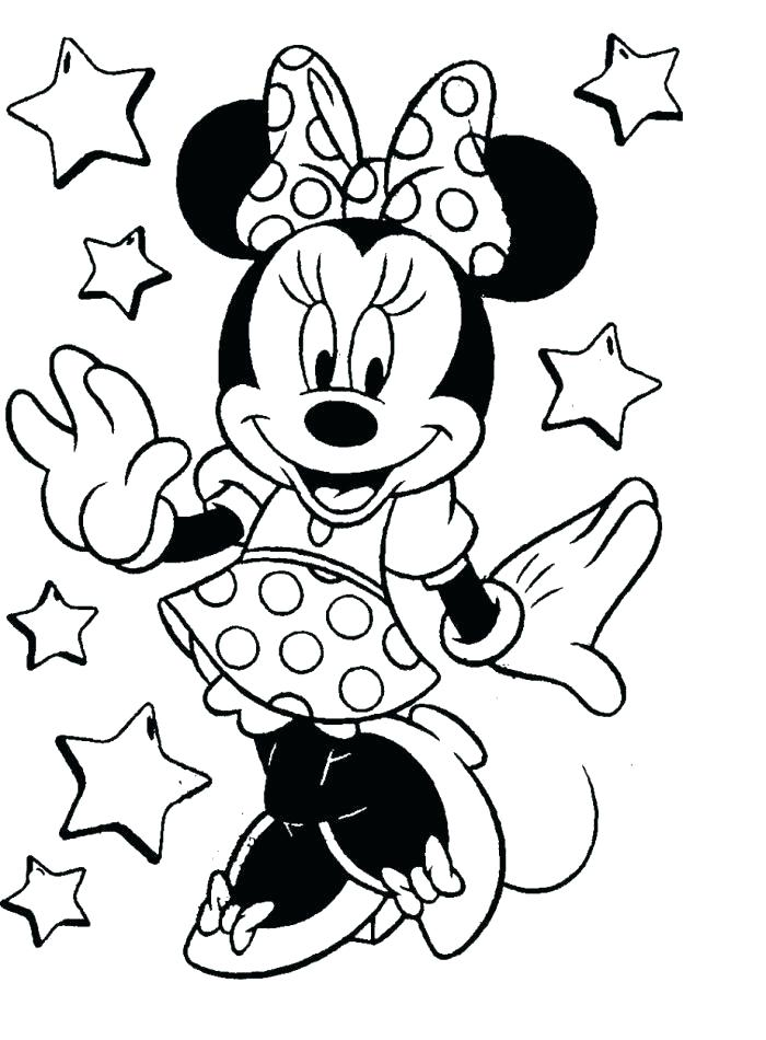 700x950 Mickey Mouse Halloween Coloring Pages