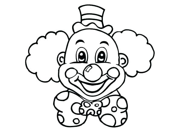 600x448 Mickey Mouse Face Coloring Pages Mickey Mouse Head Coloring Pages