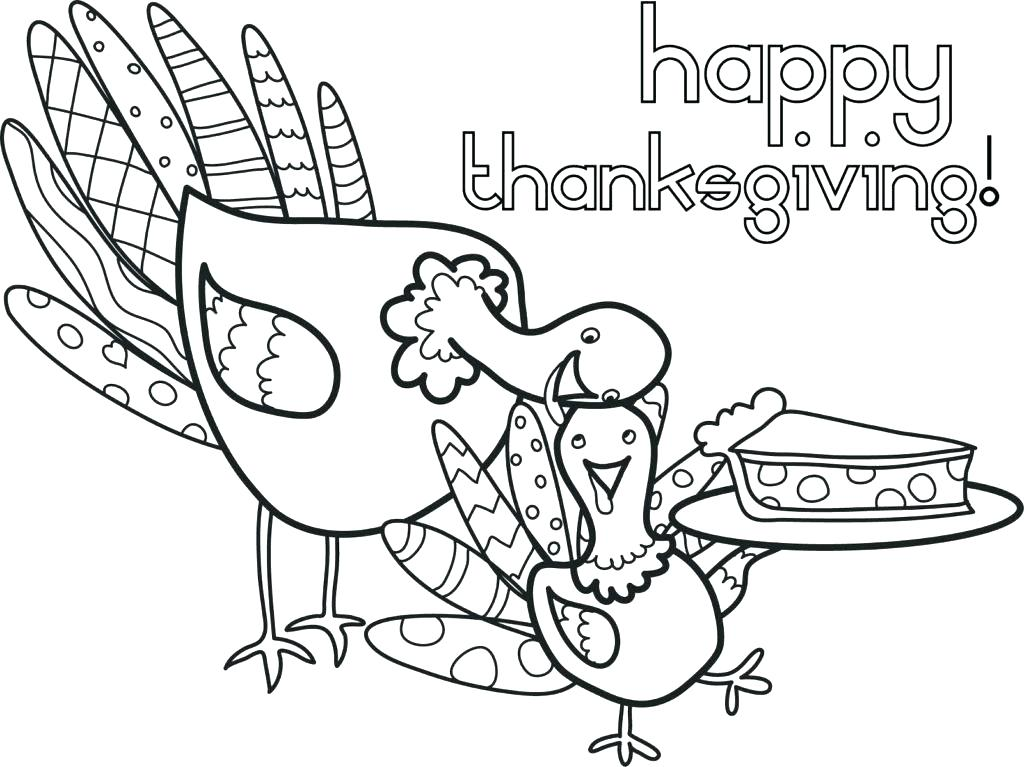 1024x767 Mickey Mouse Coloring Pages Thanksgiving