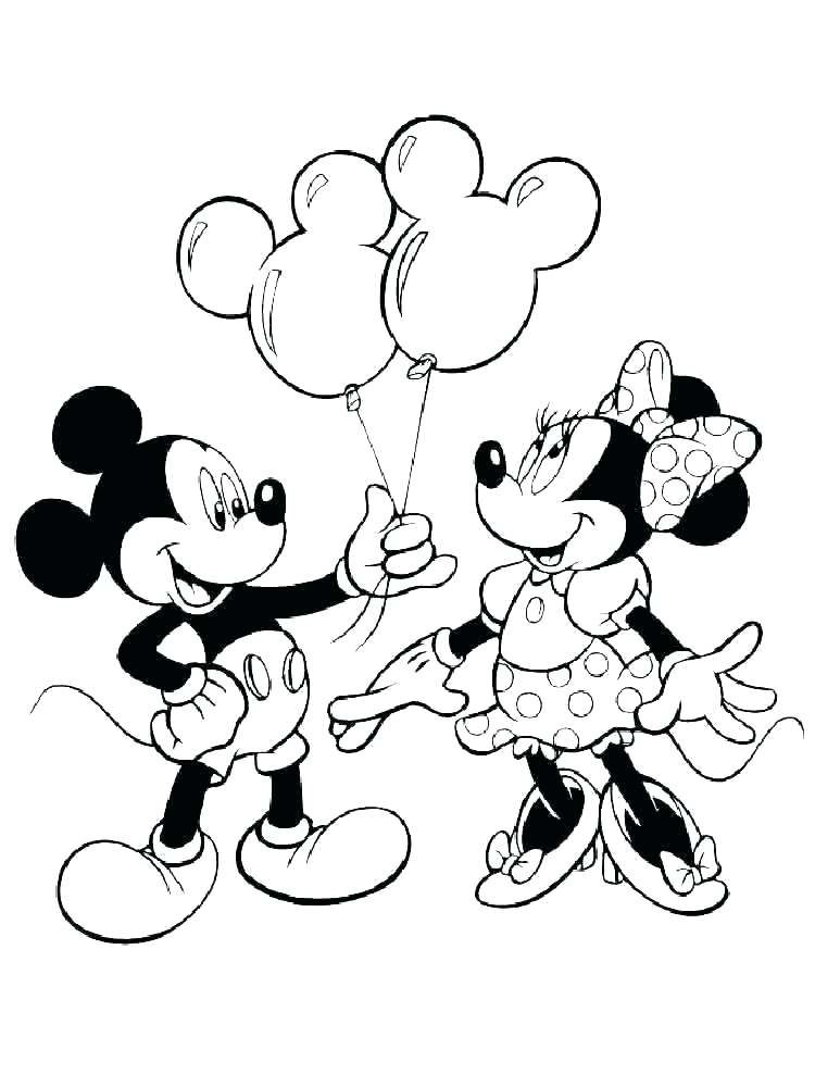 750x1000 Mickey Mouse Thanksgiving Coloring Pages Thanksgiving Coloring