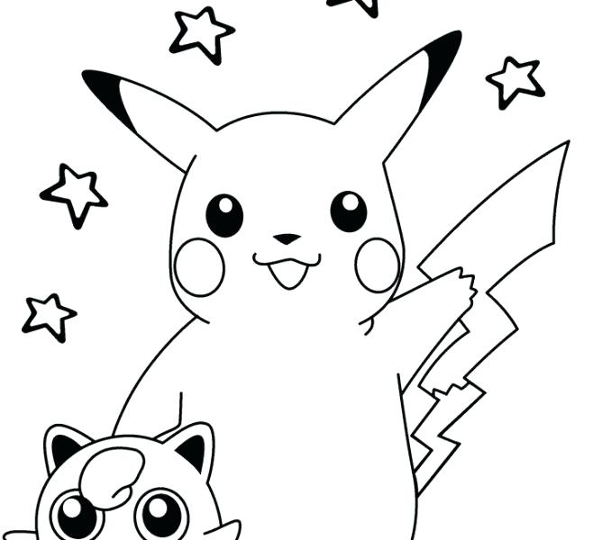 678x600 Jigglypuff Coloring Pages Coloring Pages Holding Microphone