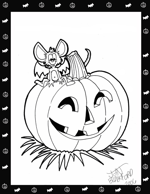580x750 Picture Of Halloween Pumpkin Coloring Pages For Kids Gtgt Disney