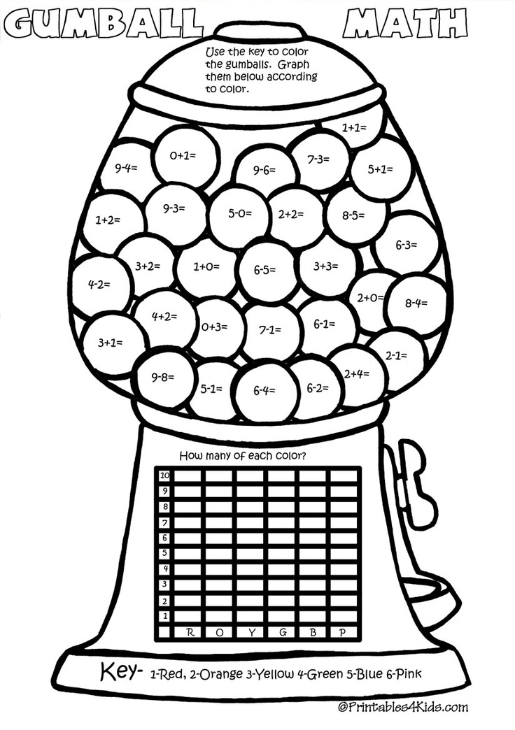 736x1044 Best Math Coloring Sheets Images On Color